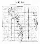 Shelby Township, Jackson Lake, Amboy, Blue Earth County 1895